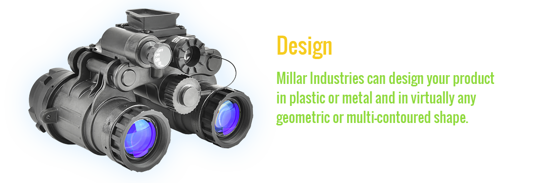 Millar Industries provides mold making and plastic injection molding services.